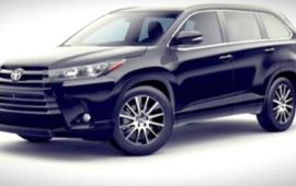 2020 Toyota Highlander Interior And Price