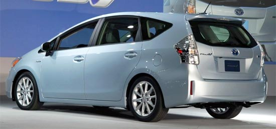 2020 Toyota Prius V Release Date and Price