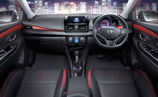 2020 Toyota Vios Interior