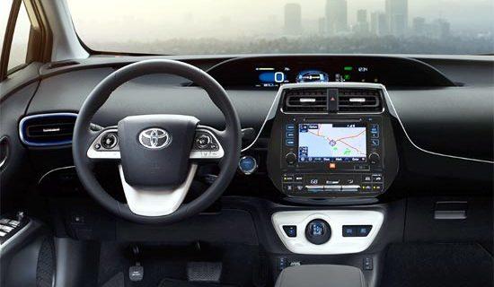 2020 Toyota Prius V Interior