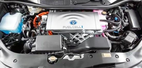 2020 Toyota Prius V Engine