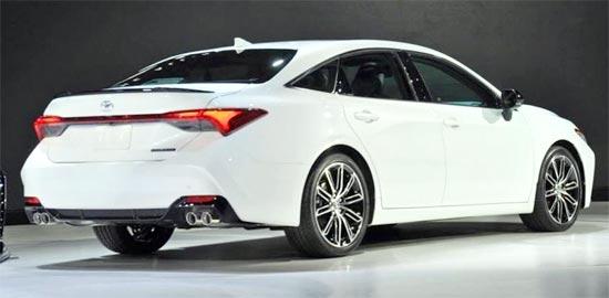 2020 Toyota Avalon Limited Exterior