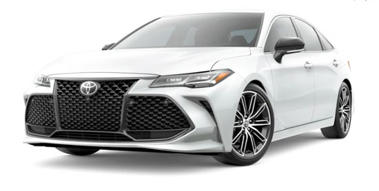 2020 Toyota Avalon XLE Specs And Price
