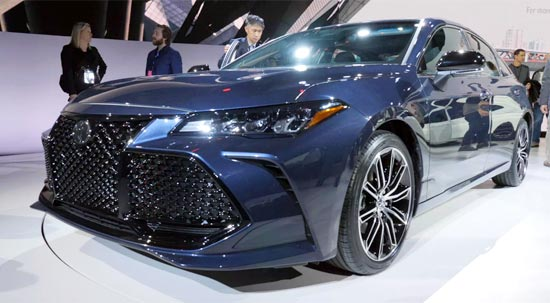 2020 Toyota Avalon Specs And Review