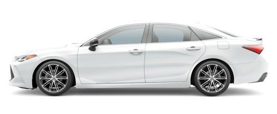 2020 Toyota Avalon XLE Exterior