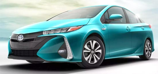 2020 Toyota Prius Hybrid Review, Redesign and Release Date