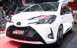 2020 Toyota Yaris Gazoo Interior, Release Date and Price