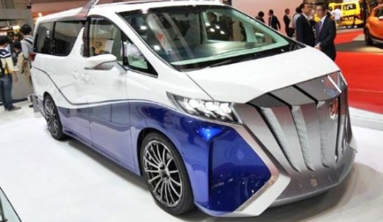 2020 Toyota Alphard Review And Engine Specs
