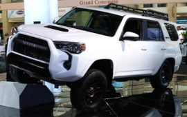 2020 Toyota 4runner Review, Performance and Specs