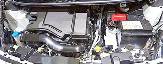 2020 Toyota Aygo Engine
