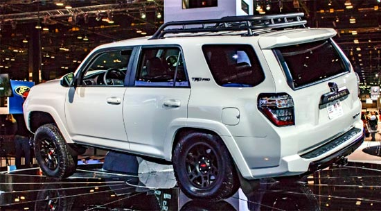 2020 Toyota 4runner Release Date And Price