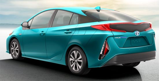 2020 Toyota Prius Hybrid Release Date and Price