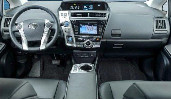 2019 Toyota Prius Prime Interior