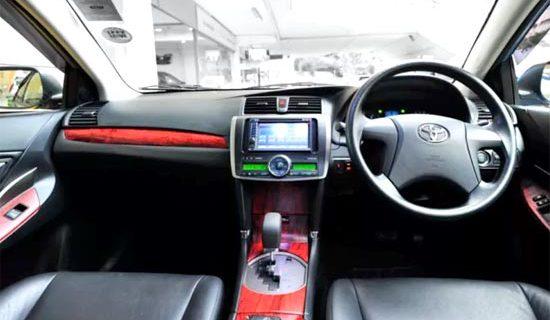 2020 Toyota Allion Interior