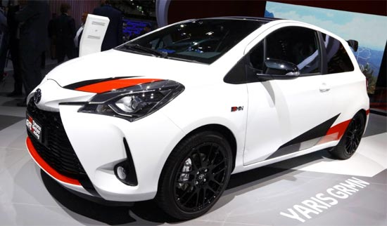 2020 Toyota Yaris Gazoo Release Date and Price