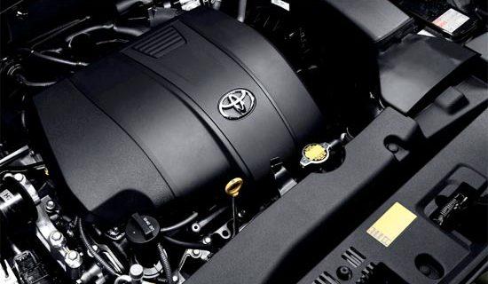 2020 Toyota Estima Engine