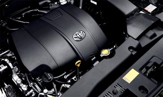 2020 Toyota Estima Engine