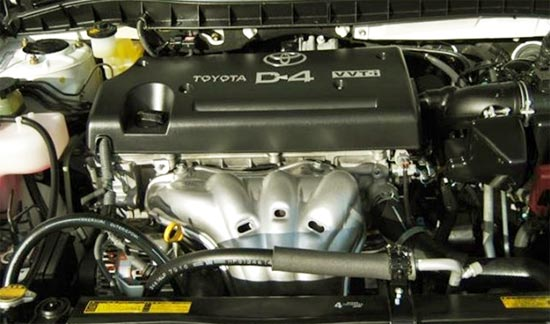 2020 Toyota Allion Engine