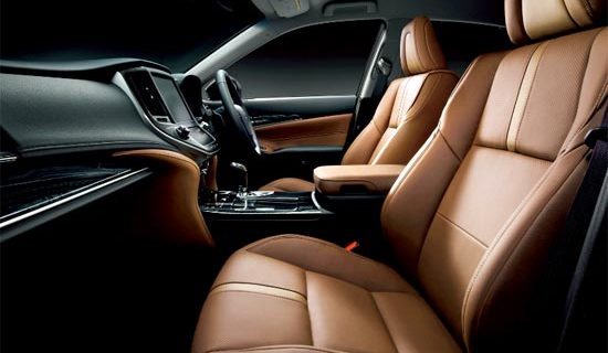 2020 Toyota Crown Interior