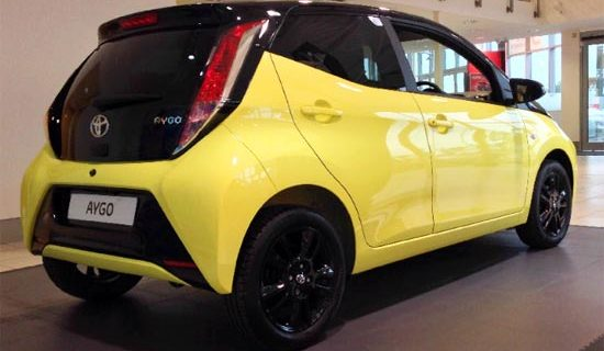 2020 Toyota Aygo Release Date And Price