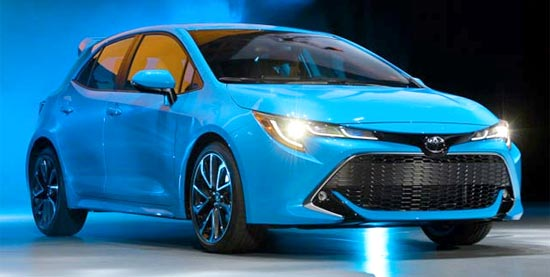 2020 Toyota Corolla IM Engine Specs, Review, and Release Date