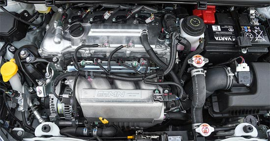 2020 Toyota Yaris Gazoo Engine