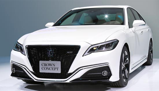 2020 Toyota Crown Redesign, Review and Price