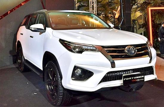 2020 Toyota Fortuner Review and Engine Spesc