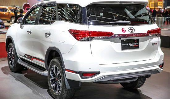 2020 Toyota Fortuner Release Date And Price