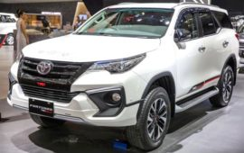 2020 Toyota Fortuner Redesign, Review and Engine Specs