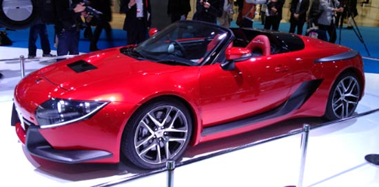 2020 Toyota MR2 Exterior