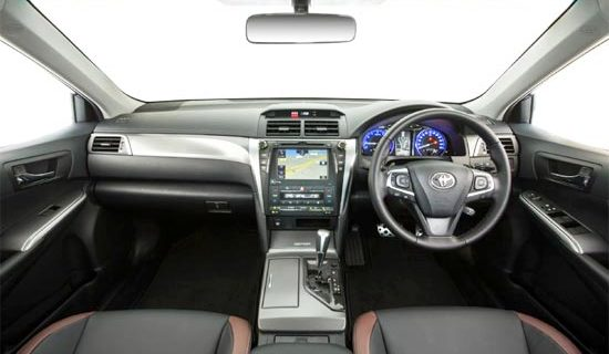 2020 Toyota Aurion Interior