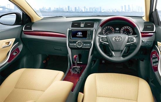 2020 Toyota Premio Interior