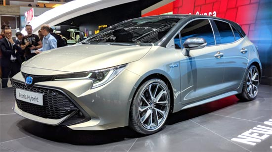 2020 Toyota Auris Review, Exterior and Release Date