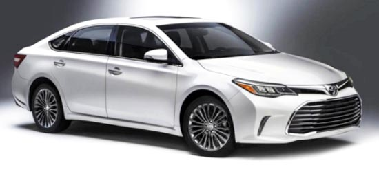 2020 Toyota Avalon Rumors, Engine Specs and Review