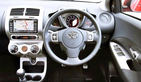 2020 Toyota Urban Cruiser Interior