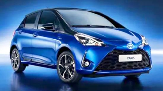 2020 Toyota Yaris Review, Interior And Release Date