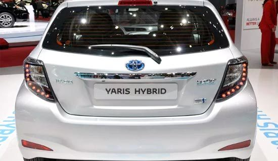 2020 Toyota Yaris Hybrid Release Date And Price