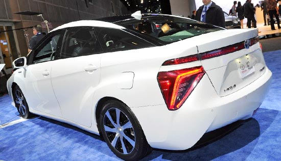 2020 Toyota Mirai Release Date and Price
