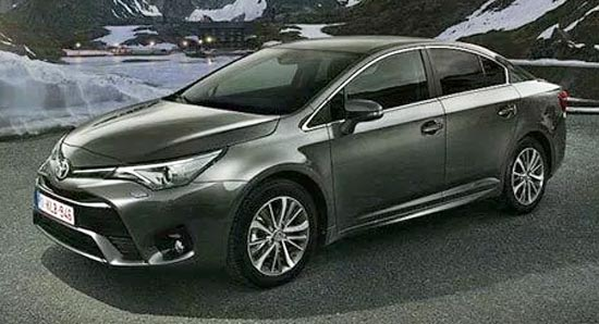 2020 Toyota Avensis Interior Review and Release Date