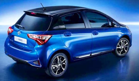 2020 Toyota Yaris Release Date And Price