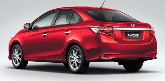 2020 Toyota Vios Release Date and Price