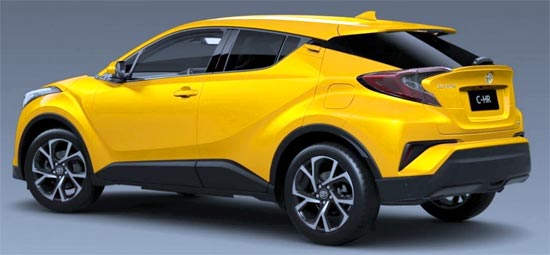 2020 Toyota C-HR Release Date and Price