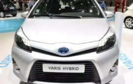 2020 Toyota Yaris Hybrid Review, Changes and Price