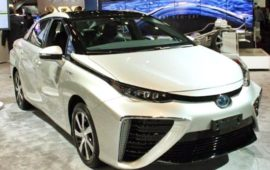 2020 Toyota Mirai Review, Redesign and Engine Specs