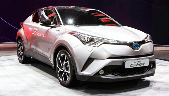 2020 Toyota C-HR Review Engine and Release Date