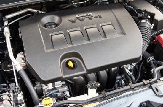 2020 Toyota Yaris Hybrid Engine