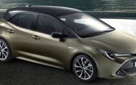 2020 Toyota Auris Release Date  Redesign and Price