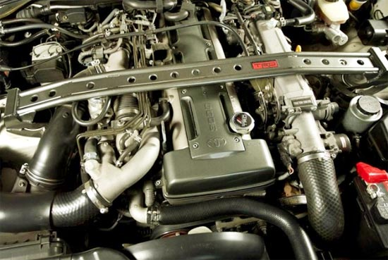 2020 Toyota Supra Engine Specs