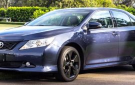 2020 Toyota Aurion Engine Specs and Release Date